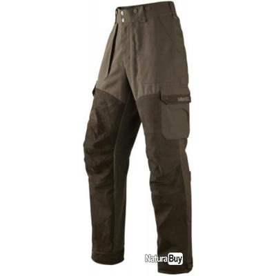 Pantalon en cuir homme HÄRKILA Pro Hunger X Shadow Brown 56