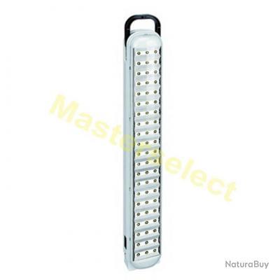 lot 2 x lampe baladeuse rampe suspendre 63 leds batterie. Black Bedroom Furniture Sets. Home Design Ideas