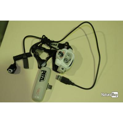 Lampe Frontale Petzl Nao Reactive Lighting Lampes Frontales 3501083