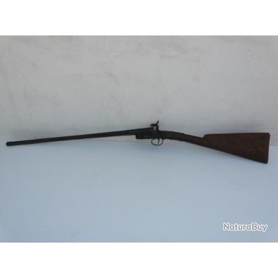 fusil dit de braconnier st etienne fusils mono canon broches 3517122. Black Bedroom Furniture Sets. Home Design Ideas