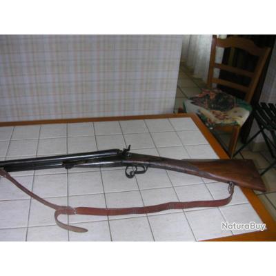 fusil de chasse chien ouverture en dessous fusils juxtapos s calibre 16 3532689. Black Bedroom Furniture Sets. Home Design Ideas