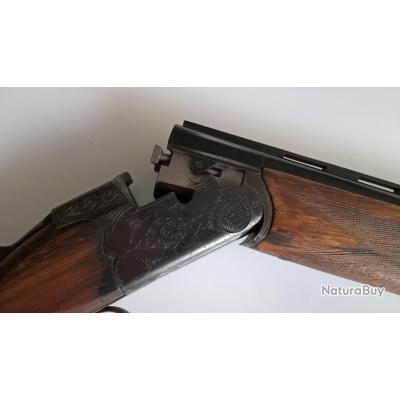 rare fusil superpos a guichard d 39 occasion st etienne cal 12 70 fusils superpos s calibre. Black Bedroom Furniture Sets. Home Design Ideas