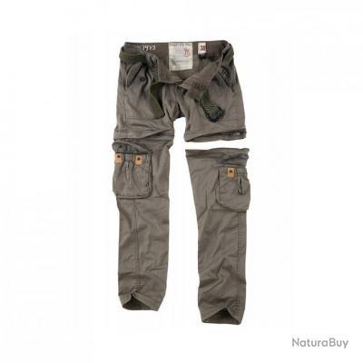 7ec66e4ec Taille 42 - Pantalon Short Femme Trekking Premium 2 en 1 Kaki Surplus  Vintage – OBJET NON VENDU / VENTE TERMINÉE