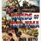 Plaque tollé du film Iwo Jima