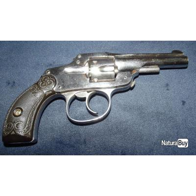 Revolver US maltby Henley calibre 32 short
