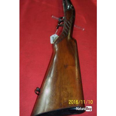 Fusil juxtaposé Manufrance (Robust - Idéal) Idéal à Lunettes d'occasion, calibre 12, N°888,REF 149