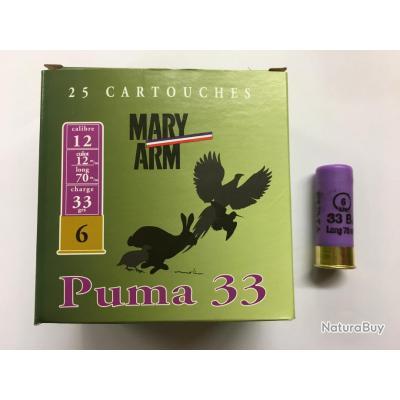 puma 33 mary arm