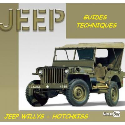 44 guides techniques pour jeep willys et hotchkiss sur cd rom autres livres k7 et dvd 3556682. Black Bedroom Furniture Sets. Home Design Ideas