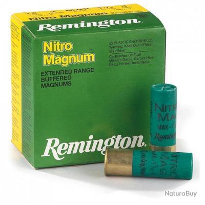Cartouche Remington Nitro Numéro