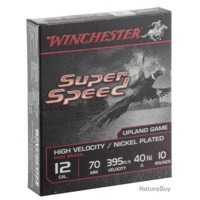 Winchester Super Speed G2 nickelé 12 70 numéro