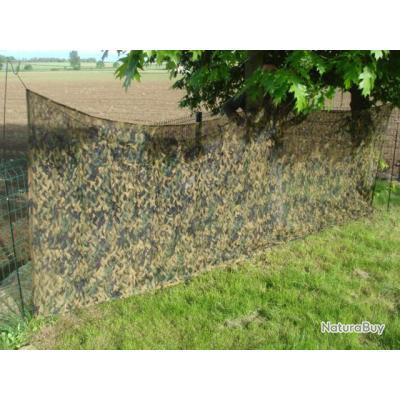 Filet de camouflage nouvelle g n ration doubl 3d pour - Filet camouflage pour terrasse ...