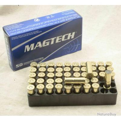 .38 Spécial WadCutter MagTech  par 500