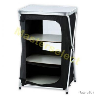 meuble armoire de camping pliable pour rangement. Black Bedroom Furniture Sets. Home Design Ideas