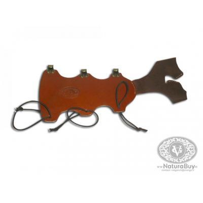VALGANCH - Combiné bracelet et gantelet de protection -