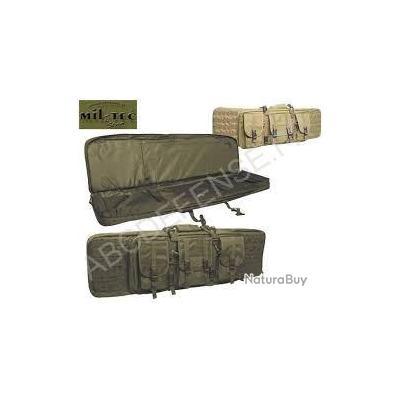 Housse kaki pour fusil ou carabine housses et fourreaux for Housse fusil