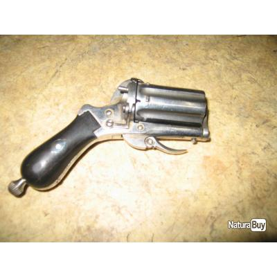 pistolet de curé
