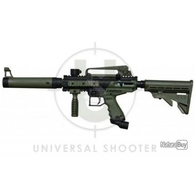 Lanceur paintball Tippmann cronus tactical black Tan