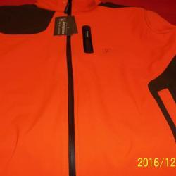 Softshell Vestes Blousons Et Veste Argonne Orangekaki Deerhunter dwx6qIU6a