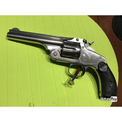 "Revolver Smith & Wesson new mod.3 cal.44 Russian 5"" (682)"