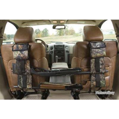 Porte fusil pour vehicule rateliers et porte fusils for Meuble porte fusils bois