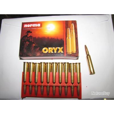 boite neuve de 20 cartouches norma ORYX 7X57R