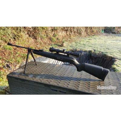 carabine 224 plomb gamoshadow igt lunette4x32 housse bi pied gtie avril 2018 peu utilis 233 e