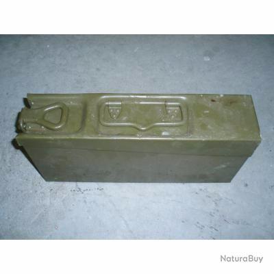Boîte/Caisse  ALLEMANDE  ww2 pour mg34/mg42