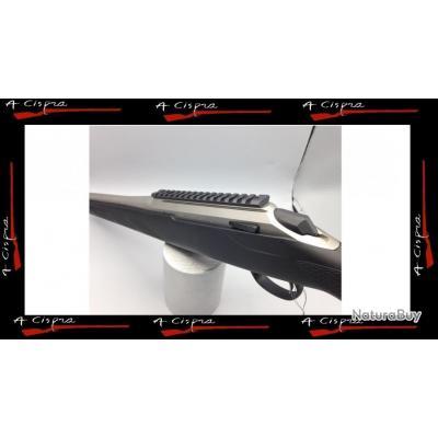 Rail Acier picatinny pour carabines TIKKA T3 et T3x