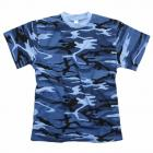 t-shirt camo us xxl
