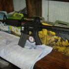 M16  LK  8000  ARME  NEUVE   / C 16 P / CM 16  CARBINE  SPECIAL  COMBO   GG  ARMAMENT