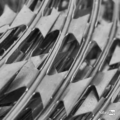 Fil barbelé concertina 60 m