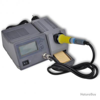 Station de soudage numérique 48W avec accessoires