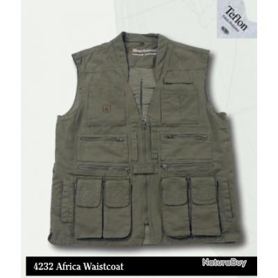 Gilet Deerhunter  Reporter Africa.. Taille S/M