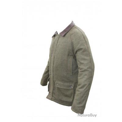 Veste en Tweed Chasse Elégance Réf CE553 - Taille à préciser à la commande - Enchère