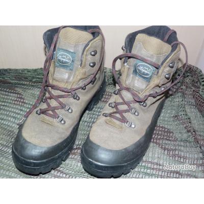 Chaussure de trekking le Chameau Gore-Tex