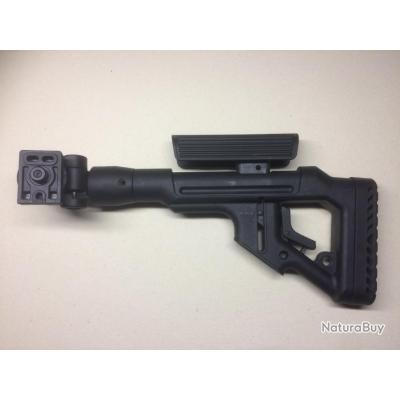 Crosse pliante FAB DEFENSE pour VZ-58 fusil d'assaut tchèque VZ 58 VZ58 CZ 858 CZ858 SAMOPAL 7,62x39