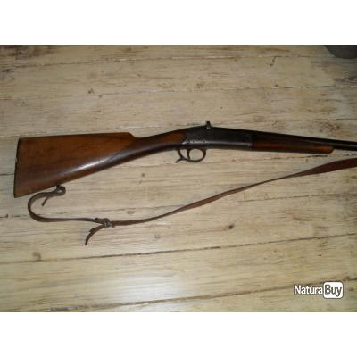 fusil 1 coup d 39 occasion manufrance simplex calibre 16 fusils mono canon 1 coup et. Black Bedroom Furniture Sets. Home Design Ideas