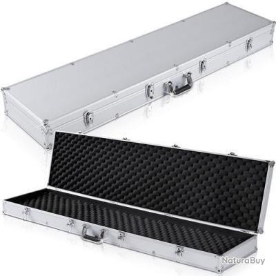 mallette fusils aluminium 135cm