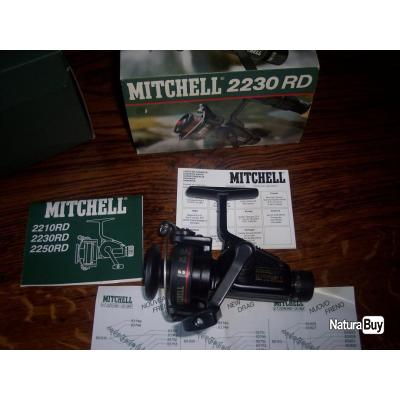 Mitchell 2230 RD made in France Neuf en boite
