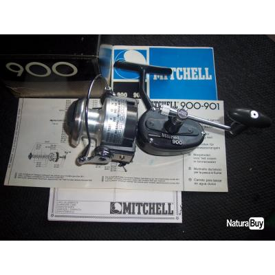 Mitchell 900 made in France Neuf en boite modele pour droitier