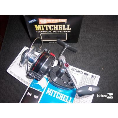Mitchell 906 made in France Neuf en boite modele mer &  saumon