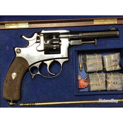 revolver d essai 1885