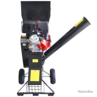 d chiqueteuse essence avec moteur 13 hp broyeurs v g taux 3745069. Black Bedroom Furniture Sets. Home Design Ideas