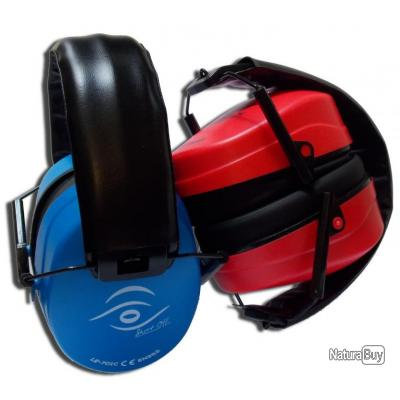 Casque EarShoot Passif ROUGE