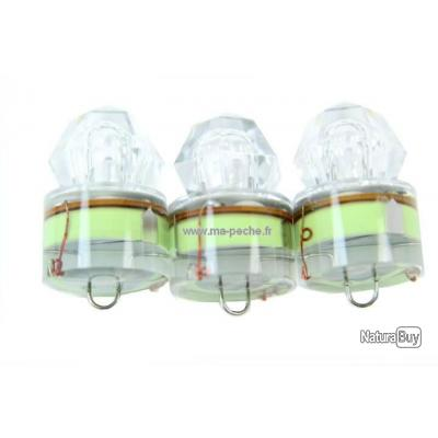 X3 Fond Lampe Touche3750698 Flash Indicateurs Vert Led De hxCQrdts