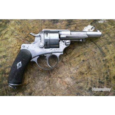 A vendre ou à échanger Beau Revolver Mle 1873
