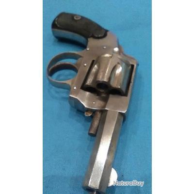 Le Double Action n.6 Calibre 32 Smith&Wesson De Chez Hopkins&Allen État Parfait .tres rare
