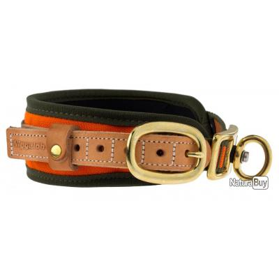 Collier chien de sang Niggeloh orange L 48/60