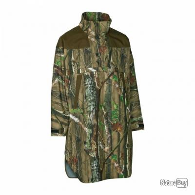 DEERHUNTER IMPERMEABLE  TRACK ANORAK CAMO INNOVATION,COL:50GH