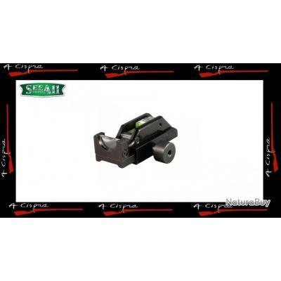 Nouveau SeeAll Open Sight M2 à montage amovible, réticule Crosshair. Système de visée Fibre Optique